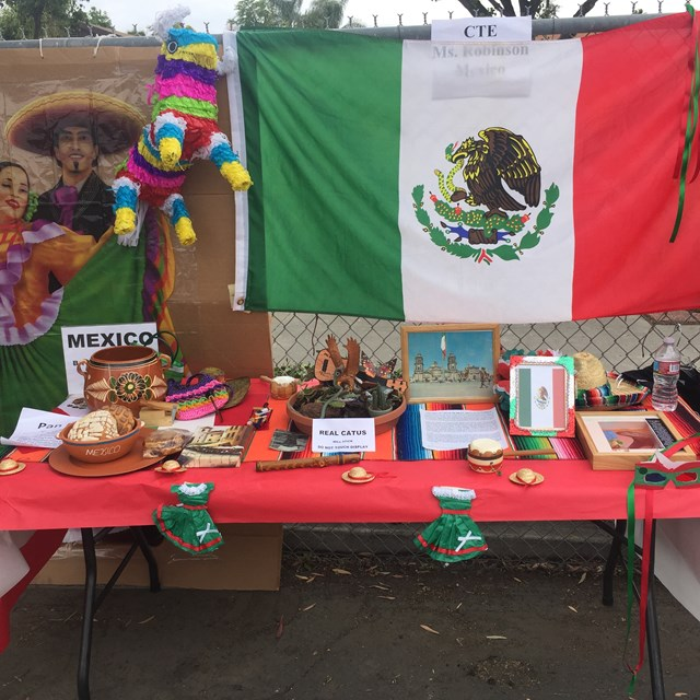 Mexico table