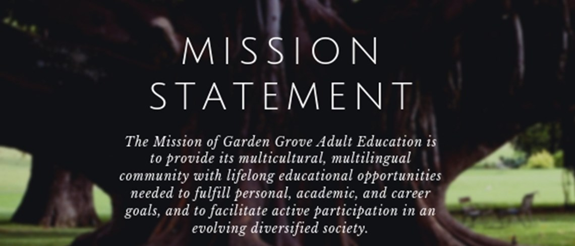 GGAE Mission Statement