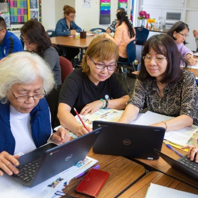 Chromebooks to enhance learning